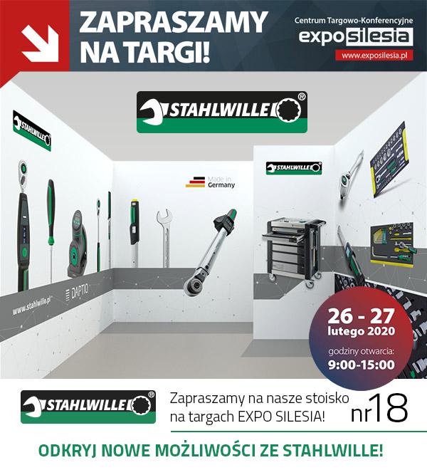 Zaproszenie na targi EXPO SILESIA 2020